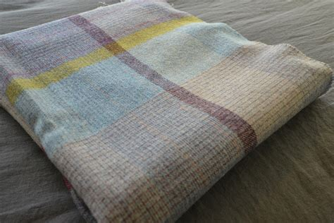 Patchwork Bed Throws - merino lambswool throws patchwork design bed