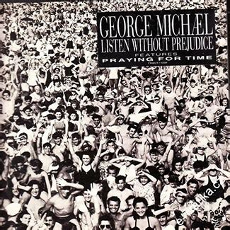 Cd George Michael Listen Without Prejudice george michael s quot listen without prejudice quot remastered plus new showtime documentary this