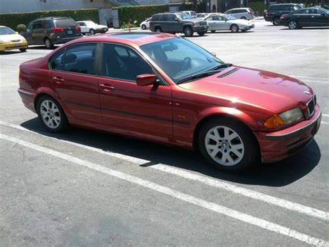 car owners manuals for sale 1999 bmw 3 series interior lighting purchase used 1999 bmw 323i 5 speed manual e46 in los angeles california united states