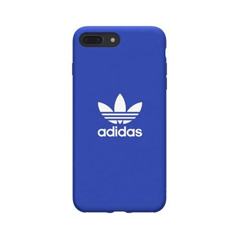 Adidas Logo Iphone 6 Plus 6s Plus Cover adidas originals adicolor moulded cover for apple iphone 8 plus 7 hut