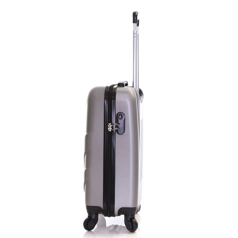 Ryanair Compatible Cabin Luggage by Ryanair 55 Cm Cabin Approved Spinner Trolley