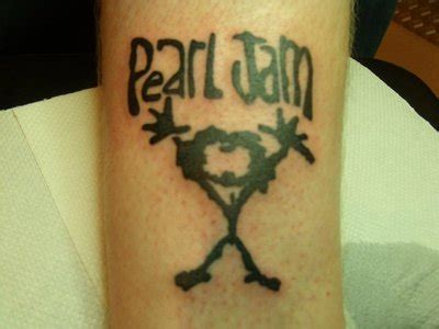 pearl jam tattoo pearls images