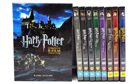 Dvd Harry Potter Collection harry potter complete 8 collection dvd box set buy