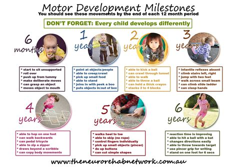 gross motor child development what is child motor development milestones for early