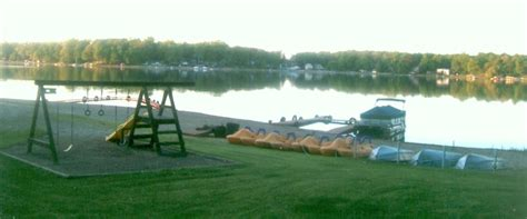 round lake laingsburg mi boat rental chalets on the lake mi