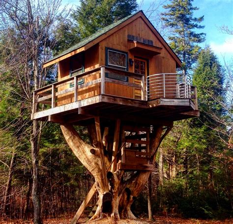 cool tree treehouses for for a gift homestylediary
