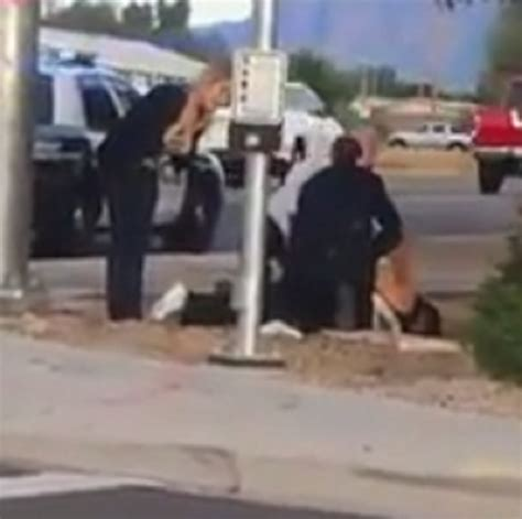 Arrest Records Mesa Az Driver Records Arizona Cop Punching In The Www News965