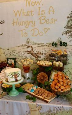 Vintage Winnie The Pooh Baby Shower by Classic Modern Winnie The Pooh Baby Shower Winnie The
