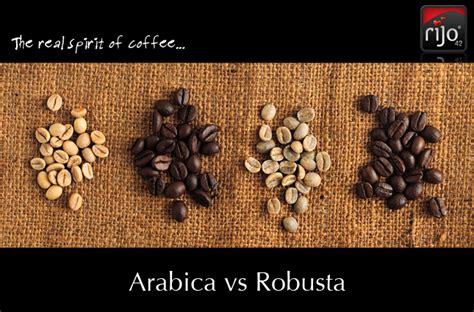 Arabica Vs Robusta Coffee Beans   rijo42
