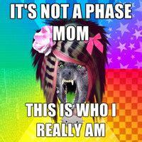 Scene Wolf Meme - insanity wolf know your meme