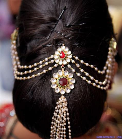 indian wedding gallery indian bridal hair accessories wedding hairstyles for indian brides style samba
