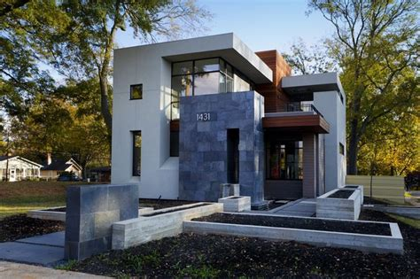 Lafrance Residence Amazing Architecture Magazine Contemporary Design Home