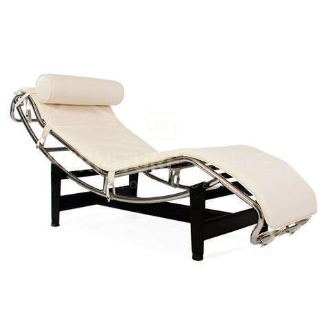 lc4 chaise lounge lc4 adjustable chaise lounge in style of corbusier