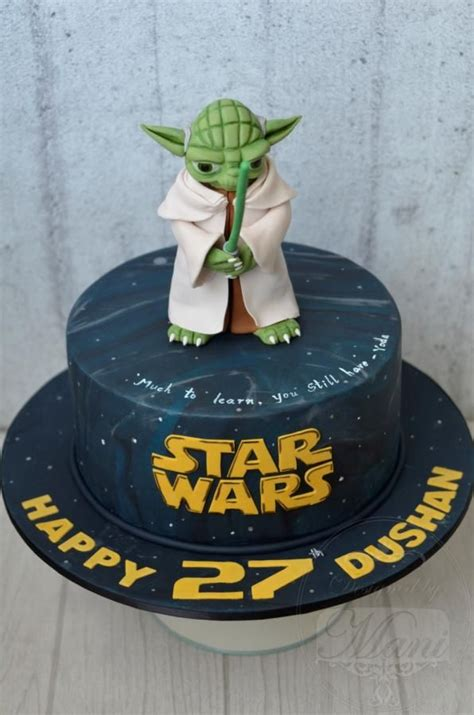 Wars Cake Decoration by 25 Best Ideas About Yoda Cake On Wars