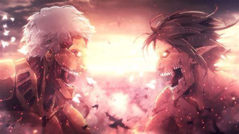 wallpaper anime hd attack on titan attack on titan s2 wallpaper engine free wallpaper