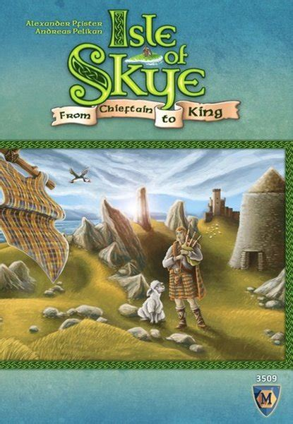Asmodee Isle Of by Isle Of From Chieftain To King Funagain