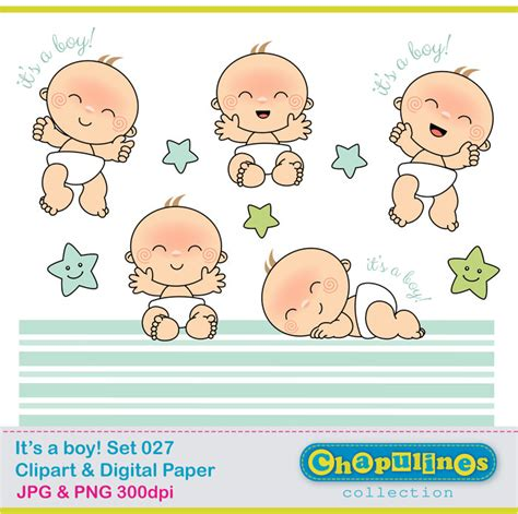 clipart neonato 60 baby boy clipart newborn clipart digital paper happy