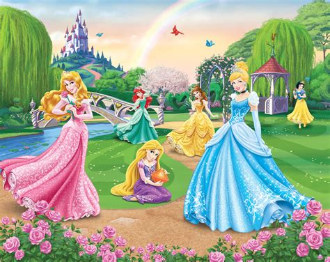 A Tale For You The Princess disney princess tale theme design feature wallpaper in pink vahid