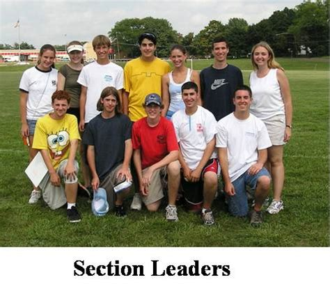 Band Section Leader 28 Images Section Leaders Key To