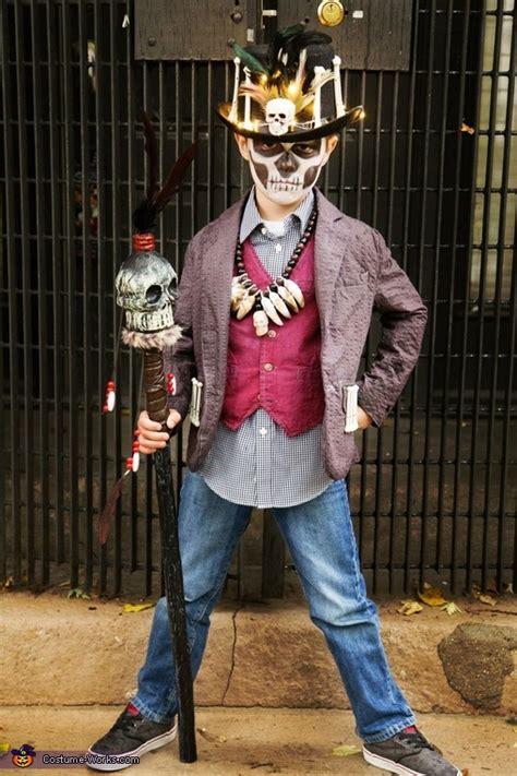witch doctor costume  boy