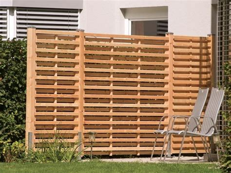 Balkon Zaun Holz by Balkon Zaun Holz Z Une F R Terrassen Balkon Zaun Wpc Holz