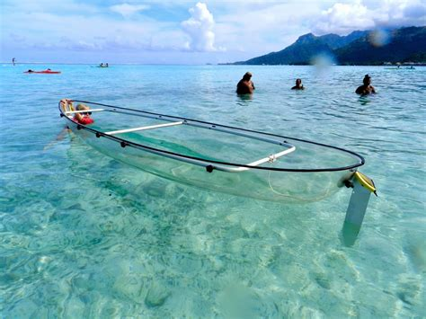 Clear Kayak | 09 25 14 modernistic design