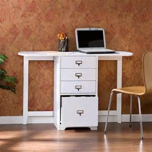 Small Fold Out Desk Sei White Fold Out Organizer And Craft Desk Home Office Desks
