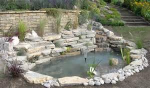 Backyard Planter Designs Garden Ponds Cornwall Pond Landscaping Cornwall Pond