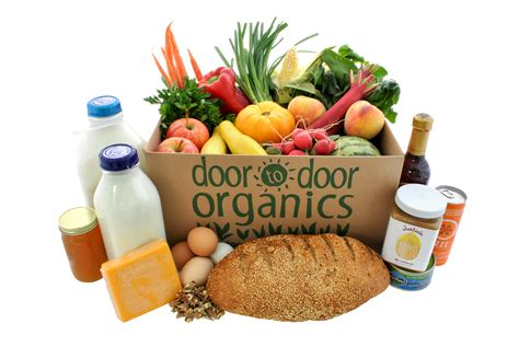 connecting farms to forks door to door organics the