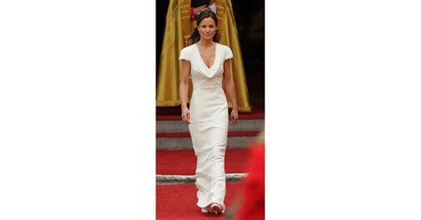 jessica mulroneys blue dress  royal wedding  popsugar fashion photo