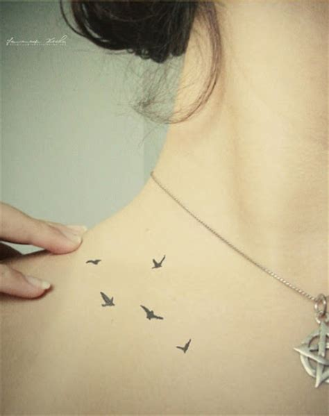 bird tattoo on neck small birds on neck tattoos gallery