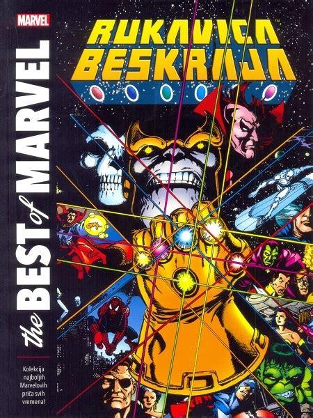 best marvel the best of marvel 9 rukavica beskraja groovy
