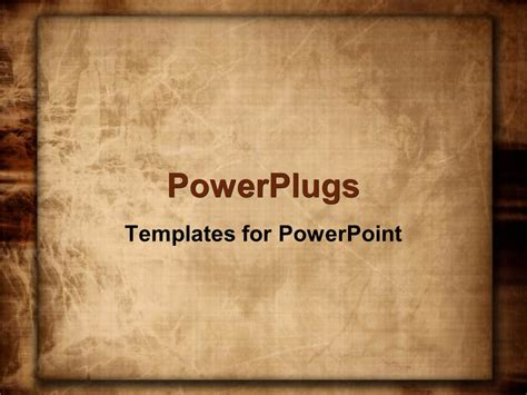 paper powerpoint template powerpoint template fashioned paper or linen worn