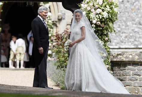 Hochzeit Pippa by Prachtige Pippa Straalt Op Het Huwelijk Het Jaar Het