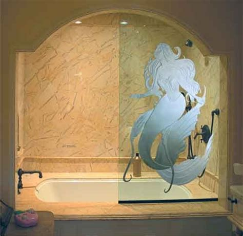 Elegant Sandblasted Glass Shower Doors Shower Door Sandblasted Glass Shower Doors