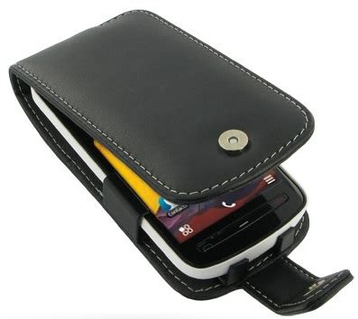 Nokia E71 Made In Korea pdair flip type leather for nokia 808 pureview