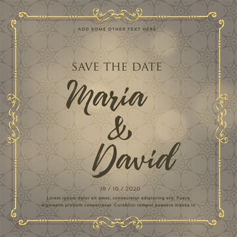 Wedding Invitation Card Free by Invitation Card Design 12705 Free Downloads