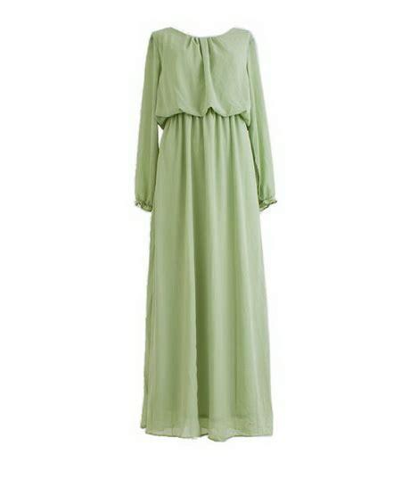 boutique maxi jurken lange jurken lange mouwen
