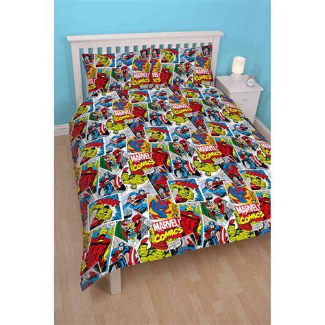 Avenger Bedding Set Duvet Set Bedding Bedroom Linen