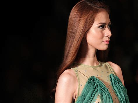 hairstyle ph best hairstyles philippine fashion week s s 2014 cosmo ph