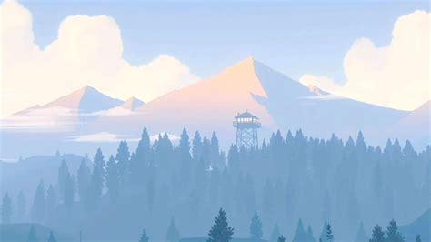 firewatch gameplay trailer   gamespot