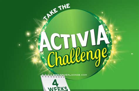 activa challenge activia challenge