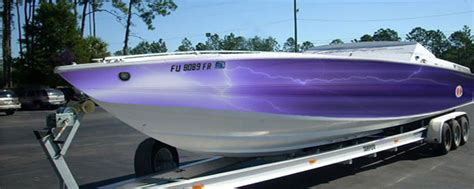 boat wraps michigan boat decals numbers lettering - Vinyl Boat Wrap Michigan