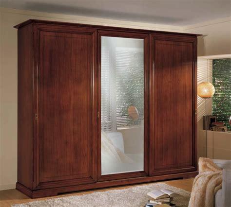 guardaroba ante scorrevoli specchio armadio 3 ante scorrevoli con specchio df mobili classici