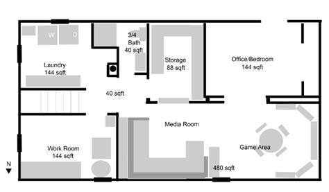 basement layout idea basement layout idea