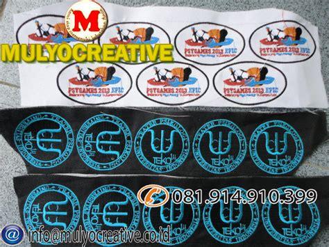 Logo Bordir Komputer 1 quot pesan logo bordir bordir lencana bordir badge bordir logo bordir komputer logo sekolah