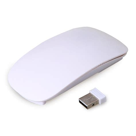 Usb Mouse Wireless rf 2 4ghz wireless usb mouse wireless mouse white for