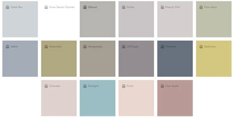 poll which 2016 colour palette from dulux is your favourite