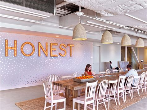 the honest company headquarters a tour of the honest company s cool los angeles