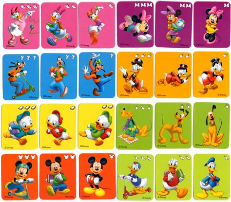 Disney Gift Card Promotion - miniature disney deck the world of playing cards